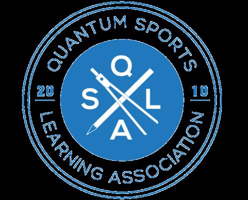 QSLA logo basketball Toronto