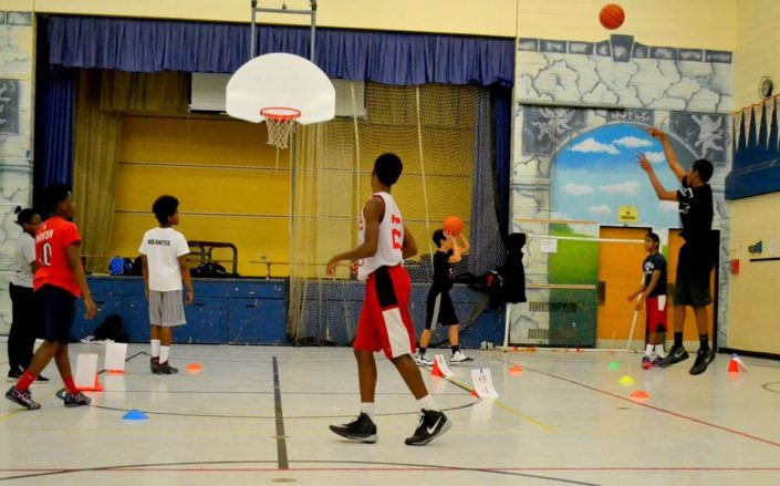 QSLA math basketball high school