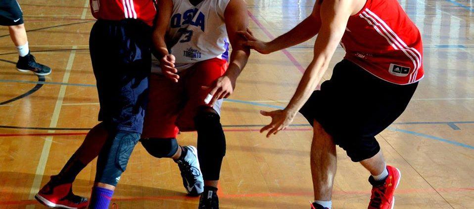 QSLA Basketball Tournament Toronto Adidas