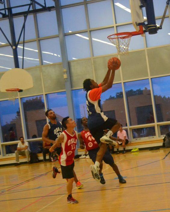 d League Toronto Basketball