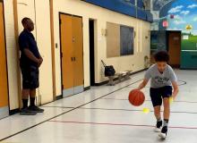 QSLA math basketball high school ball