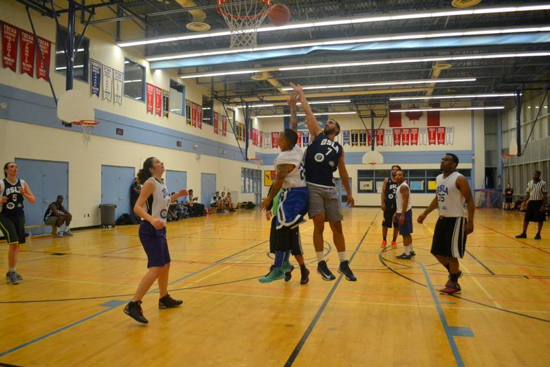 qsla co-ed basketball best league in Toronto