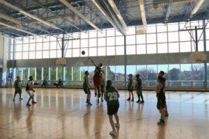 qsla coed basketball league Toronto 2k Raptors