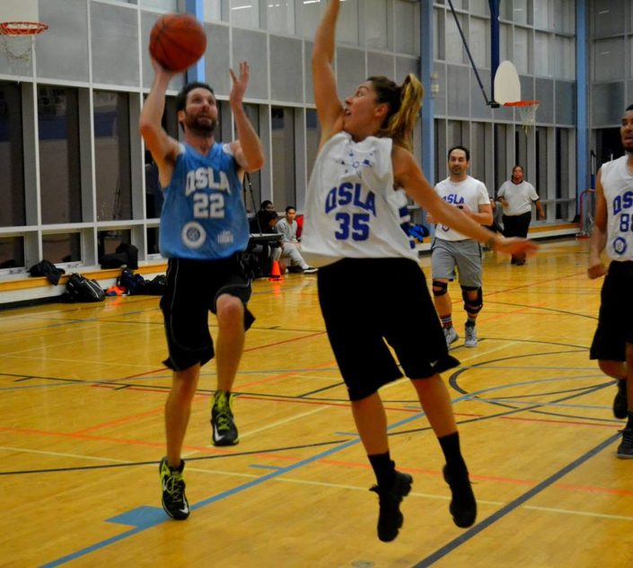 QSLA best CoEd league Toronto 2K Raptors