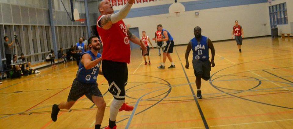 QSLA best CoEd league Toronto 2K Raptors