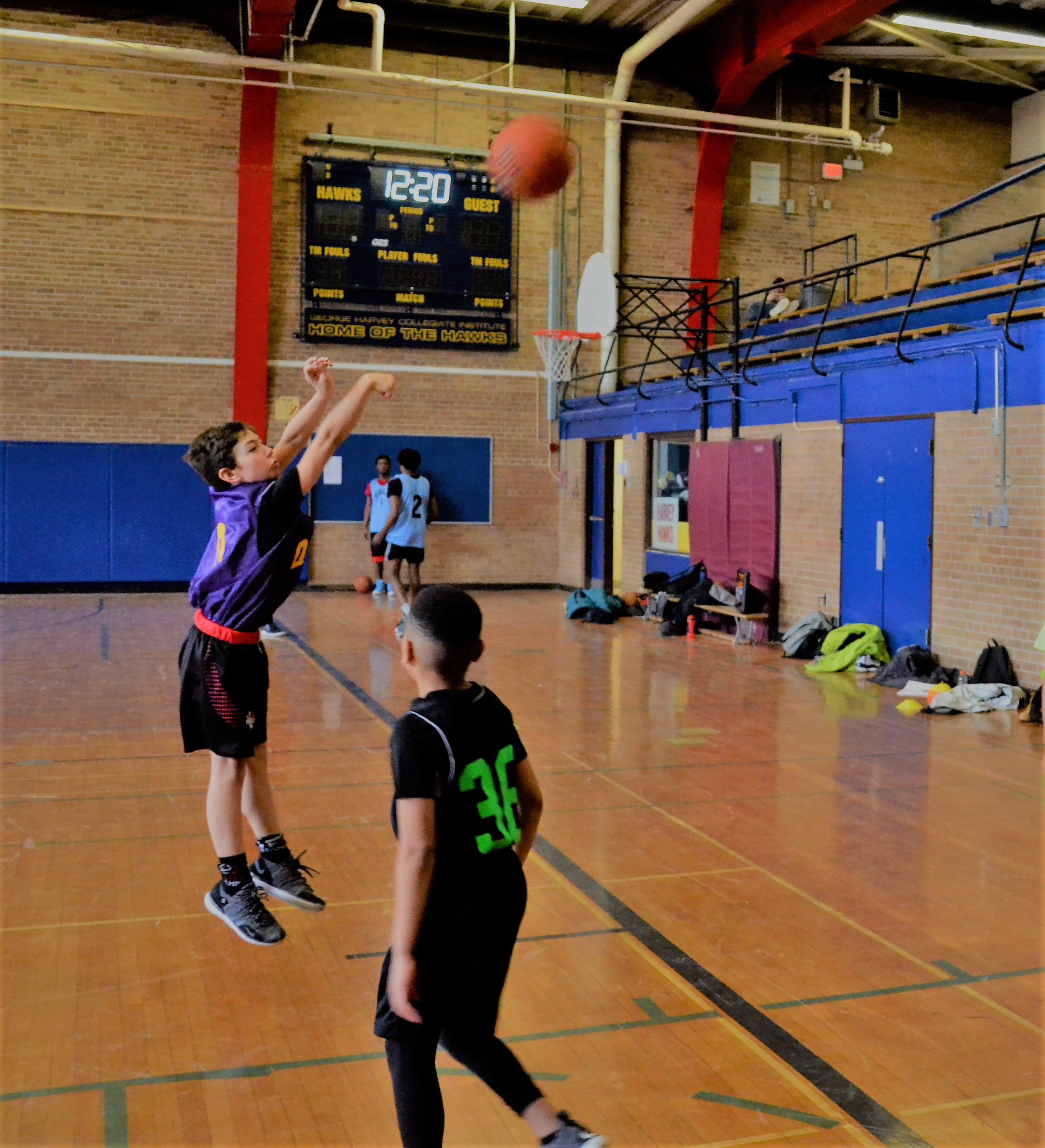 Unique Youth Basketball Development program building Math and Sport specific skills for your child's future!