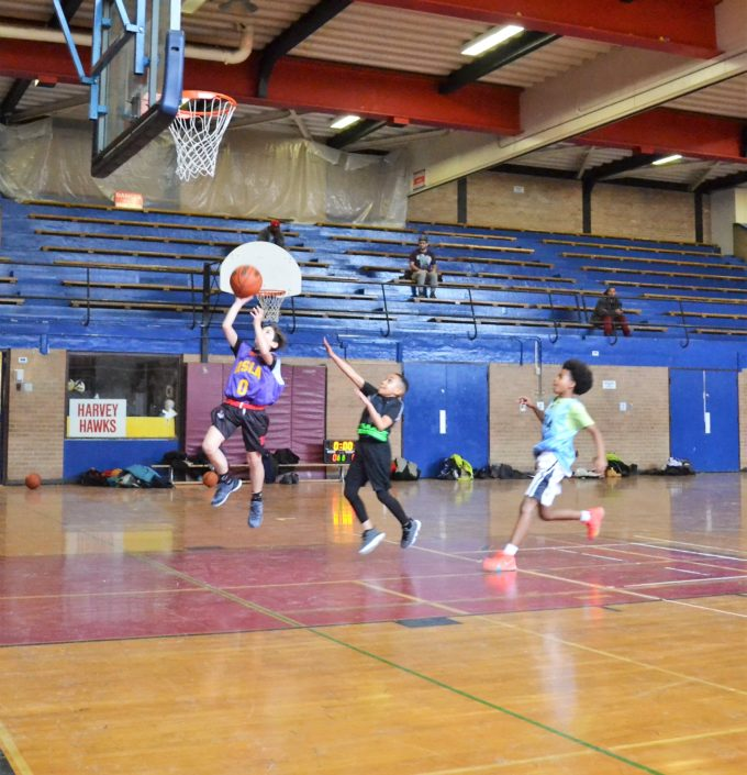 JR. BALLMATICS BASKETBALL DEVELOPMENT PROGRAM
