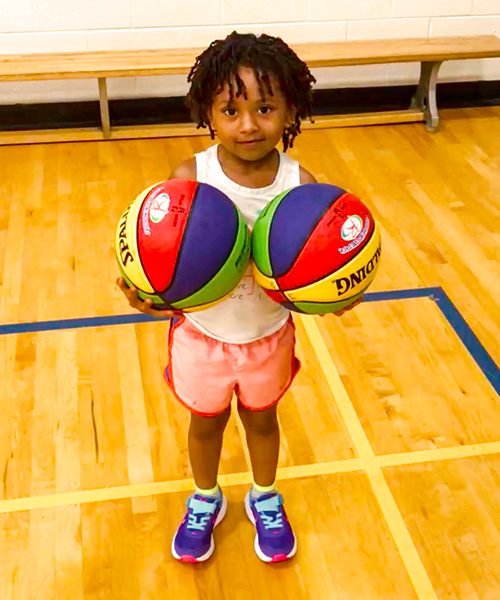 Mini BallMatics Basketball Development Program
